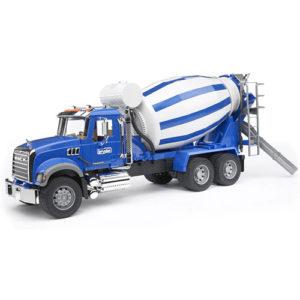 MACK Granite Cement mixer