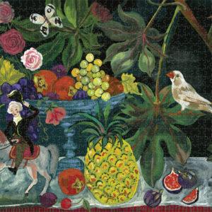 Nathalie Lété: Still Life with Pineapple 1,000-Piece Puzzle