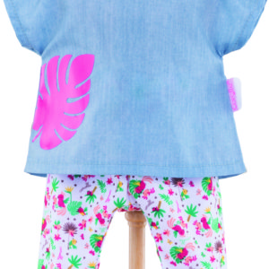 """14"""" Outfit Set - Tropicorolle"""