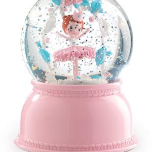 Snowglobe Nightlights Ballerina
