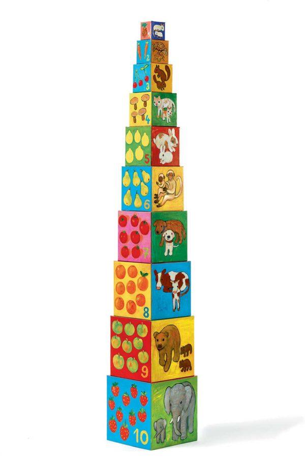 Blocks & Towers My Friends Blocks