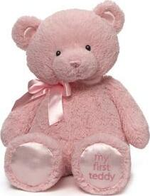 My 1St Teddy, Pink, 18 In