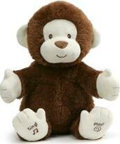 Animated Clappy, 12 In