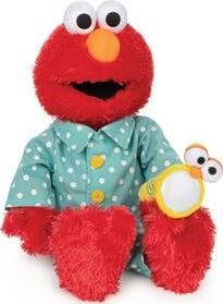 Sesame Street Bedtime Elmo, 12 In