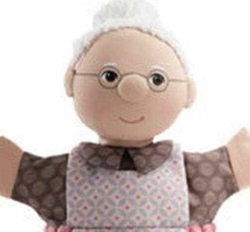 Glove Puppet Grandma