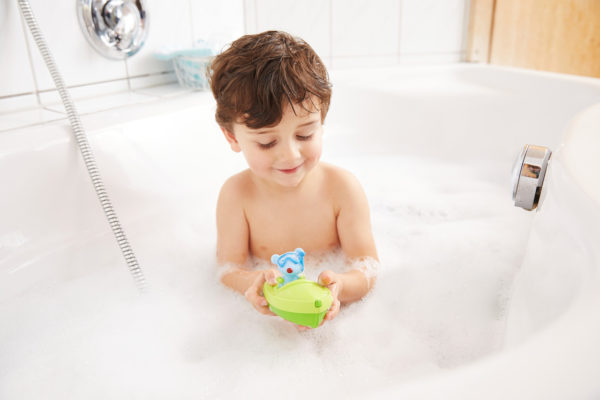 Bath Boat Mouse ahoy!