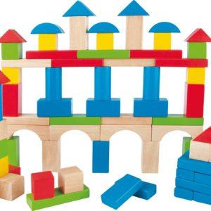 Build Up & Away Blocks - 100 pcs