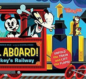 Disney All Aboard! Mickey's Railway