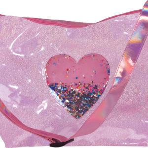Heart Confetti Weekender