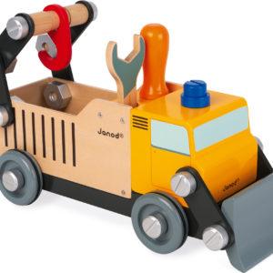 Brico'Kids Diy Construction Truck