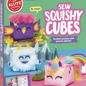 Sew Squishy Cubes