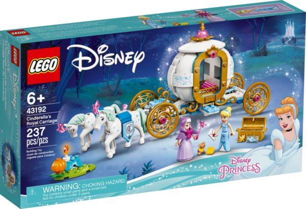 Cinderella'S Royal Carriage
