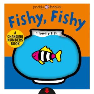 A Changing Picture Book: Fishy, Fishy: A Changing Numbers Book: Fishy, Fishy