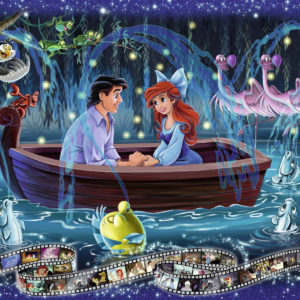 Disney Little Mermaid (1000 pc Puzzle)