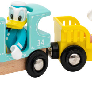 Donald Daisy Duck Train