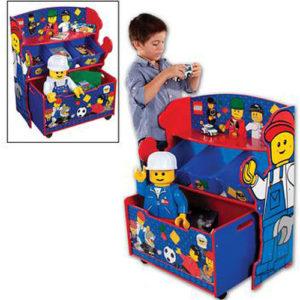 Lego Rolling Storage Center