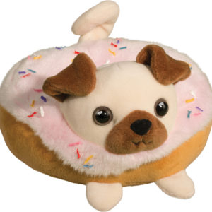 Douglas Pug Donut Macaroon