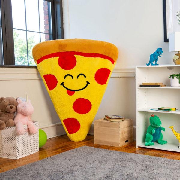 Pizza Slice Inflatable Floor Floatie