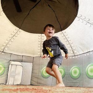 AirFort - UFO