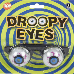 """5"""" Droopy Eye Glasses"""