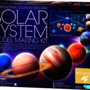 3d Glow Solar Syst Model Kit (6)