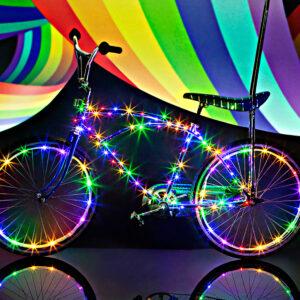 Wheelbrightz Cosmicbrightz Bundle Pack Rainbow