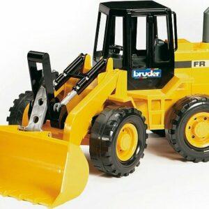 Articulated road loader FR 130