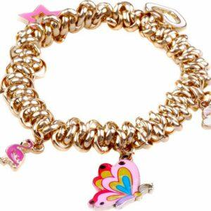 Charm-ed And Chain Bracelet