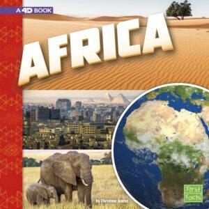 Africa: A 4D Book