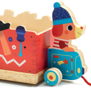 Push and Pull Toys Jo Truck