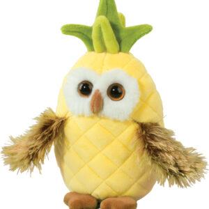 Owl Pineapple Macaroon