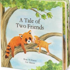Jellycat Bk4ttf The Tale Of Two Friends Book