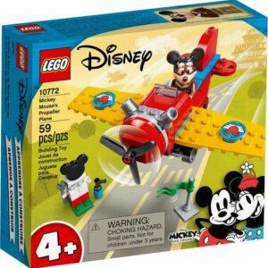 LEGO Disney: Mickey Mouse's Propeller Plane