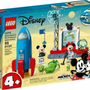 LEGO Disney: Mickey Mouse & Minnie Mouse's Space Rocket