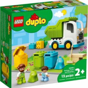 LEGO DUPLO: Garbage Truck and Recycling