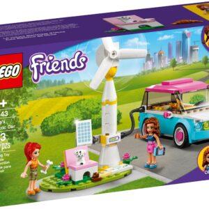 LEGO Friends: Olivia's Electric Car
