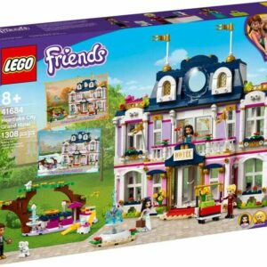 LEGO Friends: Heartlake City Grand Hotel