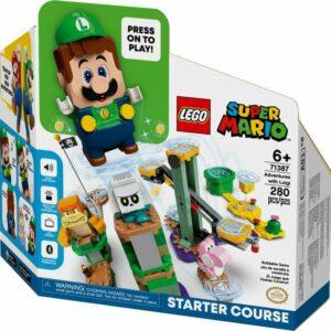 LEGO LEGO Super Mario: Adventures with Luigi Starter Course