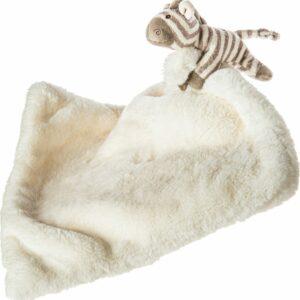 "Afrique Zebra Huggy Blanket - 12X12"""