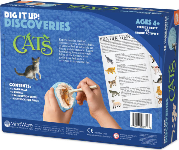 Dig it Up! Discoveries Cats