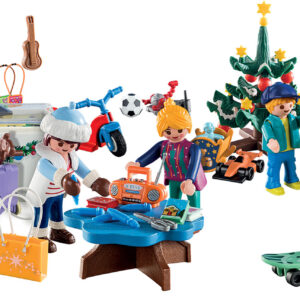 Advent Calendar - Christmas Toy Store