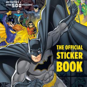 Batman: The Official Sticker Book (DC Batman)