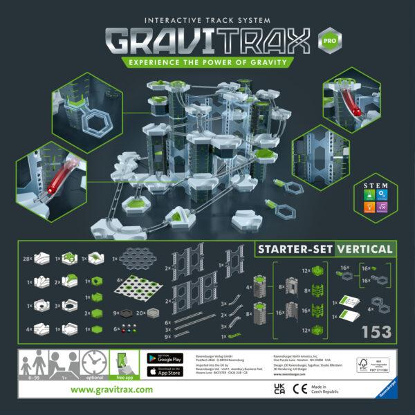 Pro: Vertical Starter Set