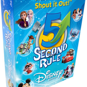 5 Second Rule Disney Edition Game