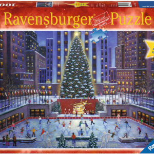 Ravensburger NYC Christmas Limited Edition 1000 Piece Puzzle