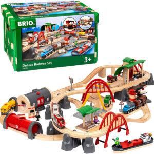 BRIO Deluxe Railway Set