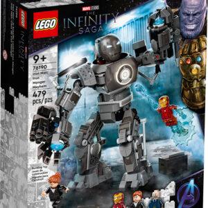 LEGO MARVEL Infinity Saga Iron Man: Iron Monger Mayhem