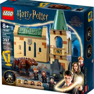 LEGO HARRY POTTER Hogwarts: Fluffy Encounter