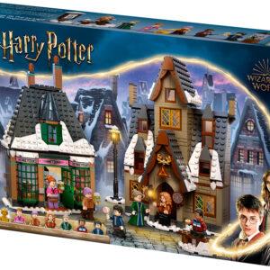 LEGO HARRY POTTER Hogsmeade Village Visit
