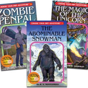 Choose Your Own Adventure Classics Book Set